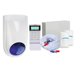 Bosch Solution ICP488 alarm system installation